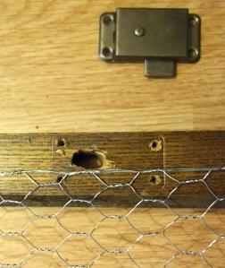 cabinet lock small