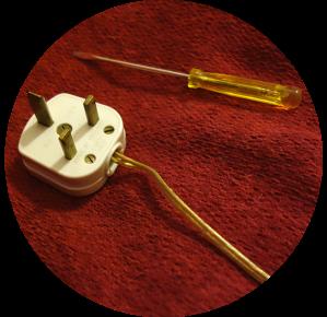 cable plug small
