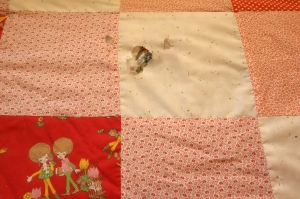 quilt holes